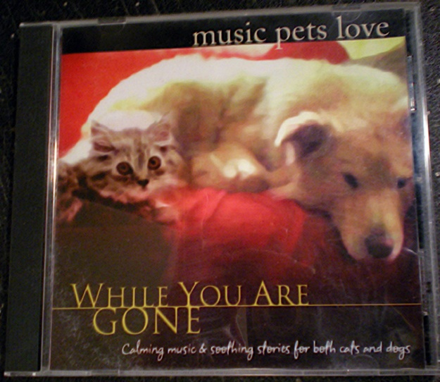 cd for animals