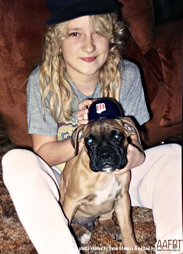 dana-stevens-and-sarge-as-puppy-edited-aafbt